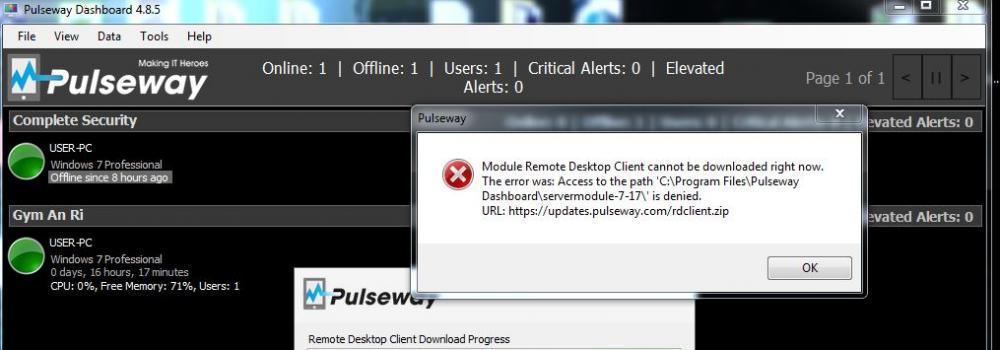 Pulsway Connection Error.JPG