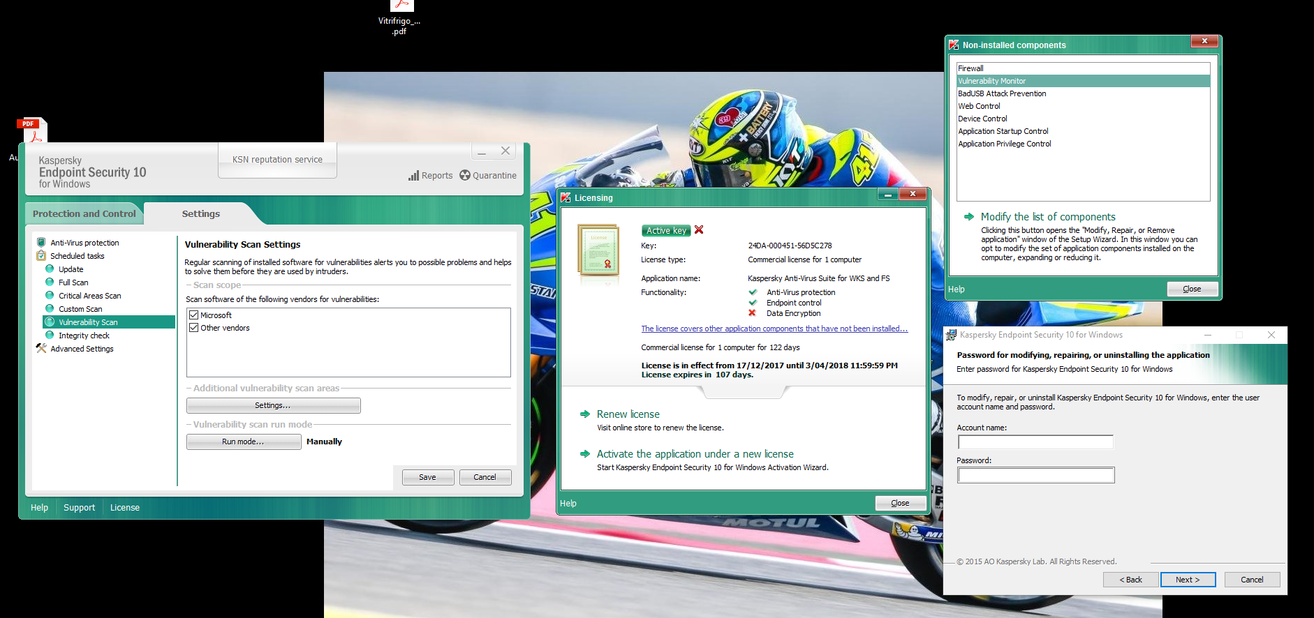 activation key for kaspersky endpoint security 10